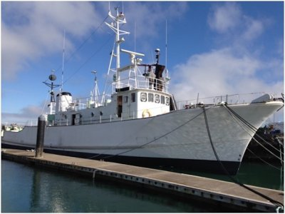30m Ex-Research Vessel - FOR SALE by PUBLIC TENDER
