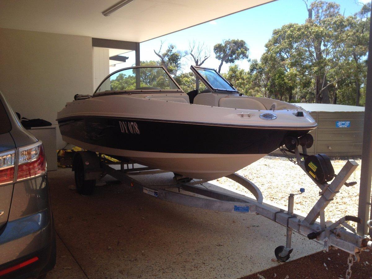 Sea Ray 175 Sport 2009 Model