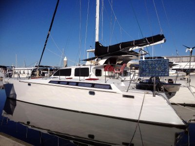45' Catamaran based on Simpson Design