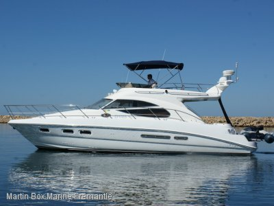 Sealine S450 Twin diesel Sunbridge Cruiser