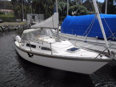 Adams 21ft Trailer Sailer In outstanding condition