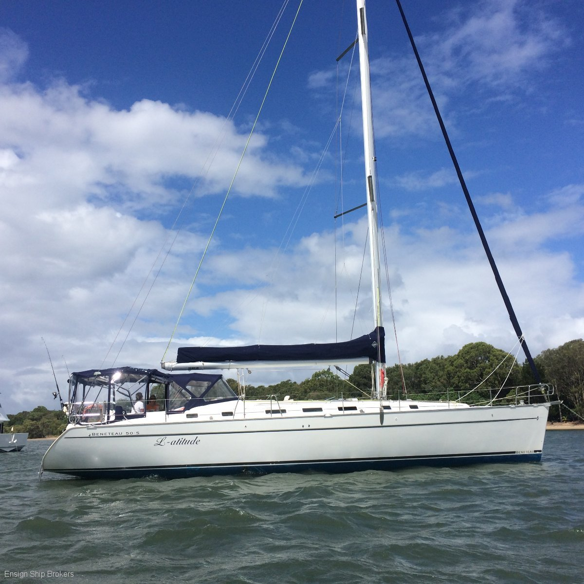 Beneteau Cyclades 50 5 For Sale Ensign Ship Brokers