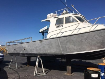 10.1m Ali Jet Fishing Boat