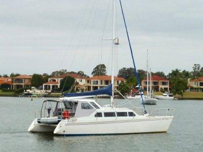Simpson 36ft Sailing Catamaran Elite 11