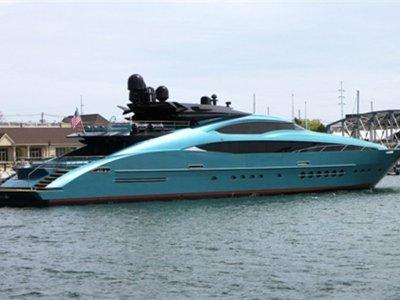 Palmer Johnson 150 Motor Yacht