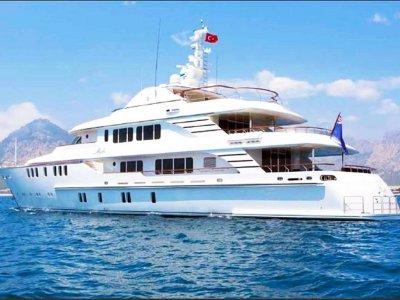 Cmb Yachts 150 Motor Yacht