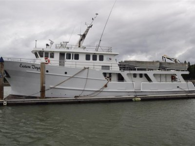 Commercial Passenger Vessel- Click for more info...