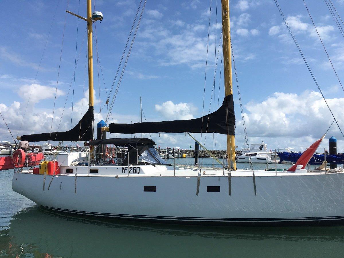 Roberts 44 Offshore Ketch
