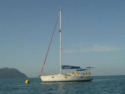 Beneteau Oceanis 390- Click for more info...