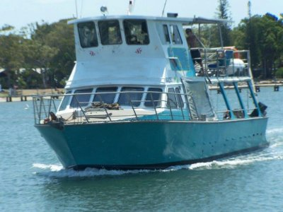 Westcoaster Charter Ex-charter /fishing