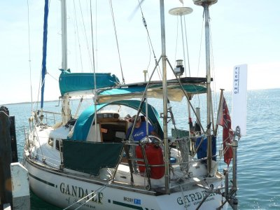 Duncanson 35 Including a Mooring in Rockingham- Click for more info...