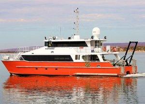 Batavia Boat Builders Aluminium Catamaran: Commercial Vessel | Boats Online for Sale | Aluminium ...