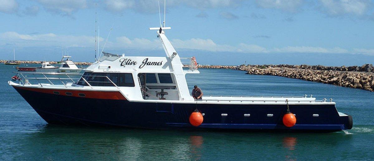 Aqu Aluminium 18.29m Rock Lobster / Work Boat: Commercial ...