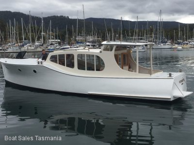 "Classic 39' Timber Cruiser ""Vendetta"""