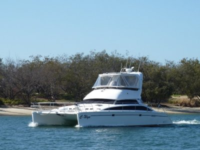 Perry 44.5 Power Catamaran