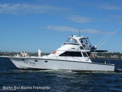 Precision 56 Sports Fisher New MAN Diesels (1D, 1C and 2B Survey)