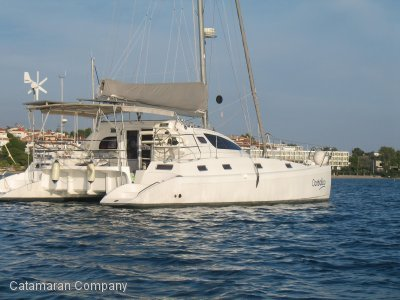 Fortuna Island Spirit 401 fully equipped