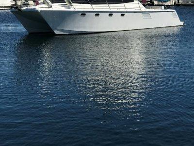 Montebello 43 Special Order:Port side Profile