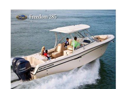 Grady-White Freedom 285 28 Dual console