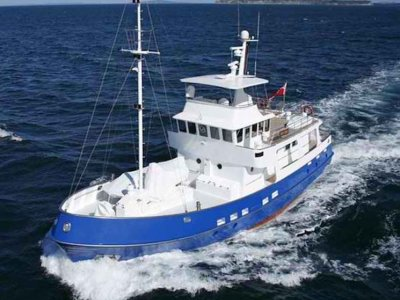 22m Expedition Yacht