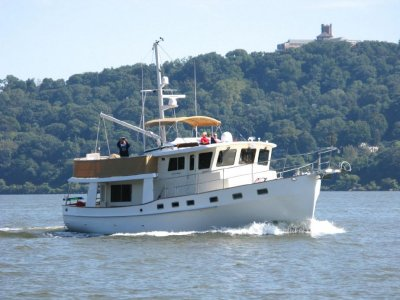 Kadey Krogen 48 North Sea Walkaround