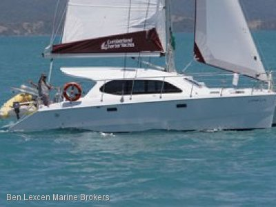 Roger Hill 10.35 Charter Catamaran