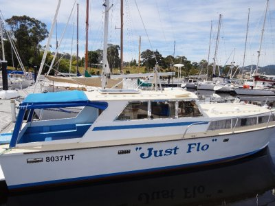 "Max Creese Motor Cruiser 34 ""Just Flo"""