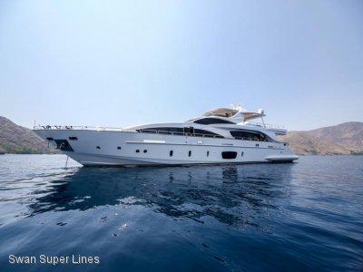 Azimut 105 Grande Fly Bridge Motor Yacht