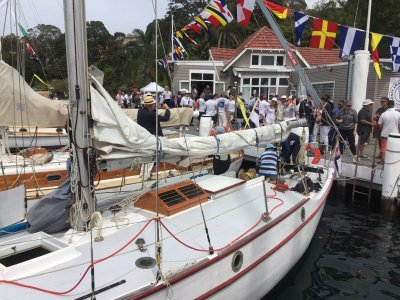 Alan Payne 34 Sloop- Click for more info...