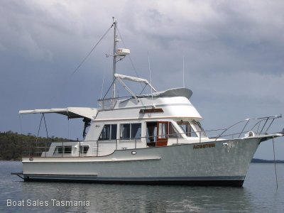 Island Gypsy 36 Flybridge 'Vivante'