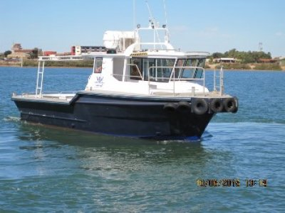 Seaquest Charter/Crew Supply