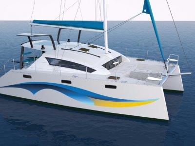 Island Spirit 410