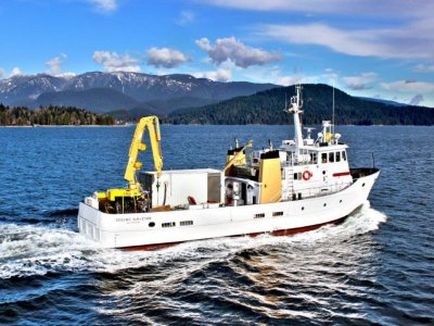 Offshore Support / Research Vessel- Click for more info...