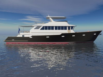New Zealand Custom Designed And Built 80ft Explore