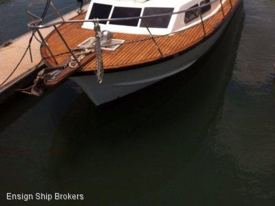 Hartley Flybridge Cruiser
