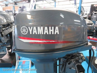 40 YAMAHA FITTED