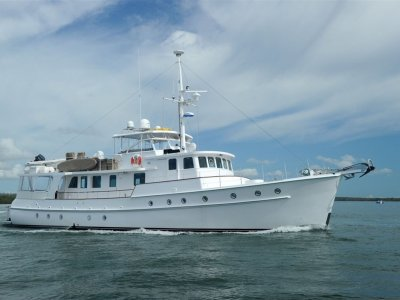 Norman Wright Motor Yacht