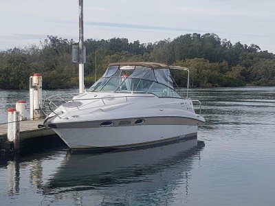 Campion Allante 825i Hull recently epoxy coated and antifouled fully se
