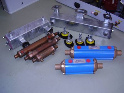 Heat Exchangers And Manifolds
