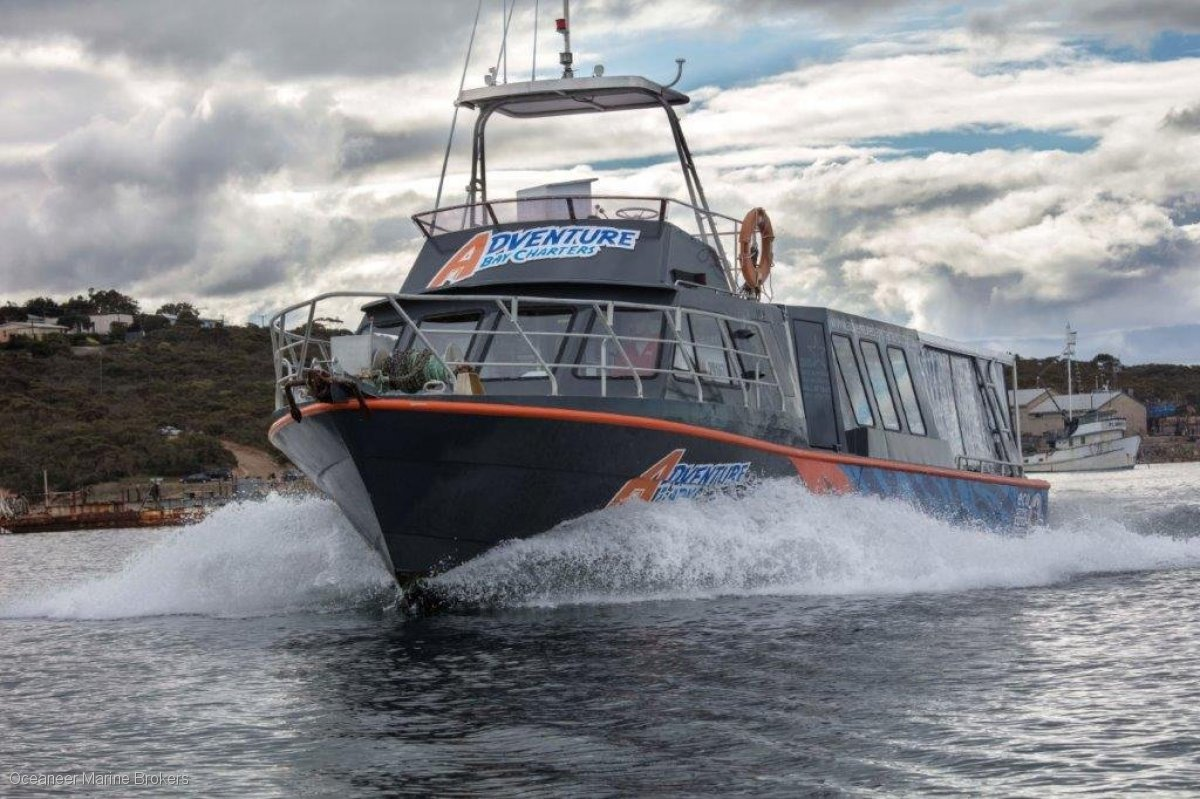 SN 1092-a Image Charter Dive Boat - Used & New Commercial Boats for Sale In WA, Australia ...