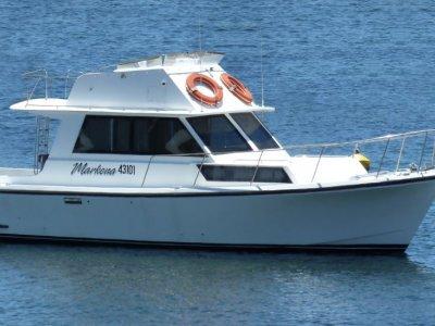 Northshore 37 Sportfisher Precision Marine built