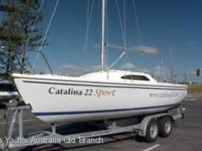 New Catalina 22 Sport