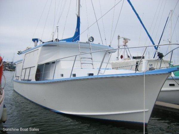 Fleming Motor Cruiser 47