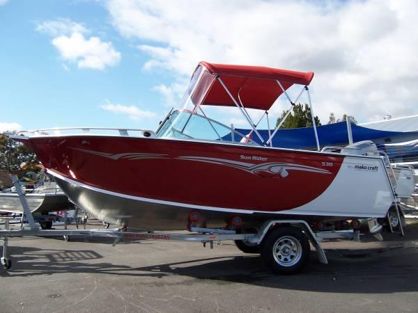 Makocraft sunrider 530