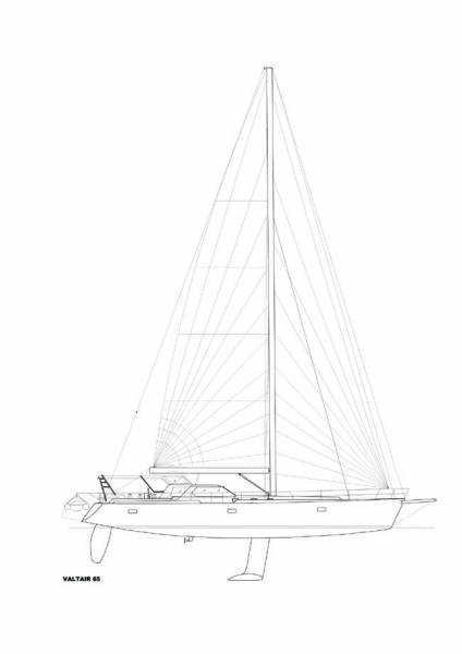 David Lyons High Performance Yacht