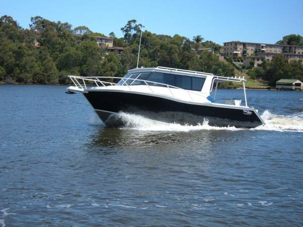 Preston Craft 8.6m Cruiser