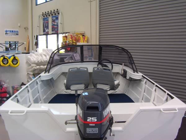 STESSCO RUNABOUT - SKIPPER 450 DLX