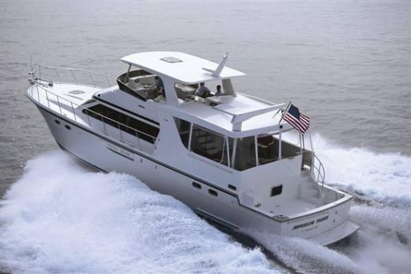 Hershine 58 Yachtfisher