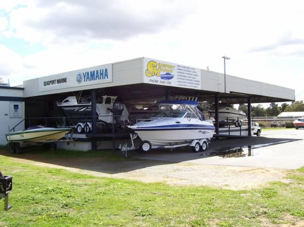 Secure Boat Storage