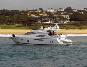 New Pearl 60 Motor Yacht